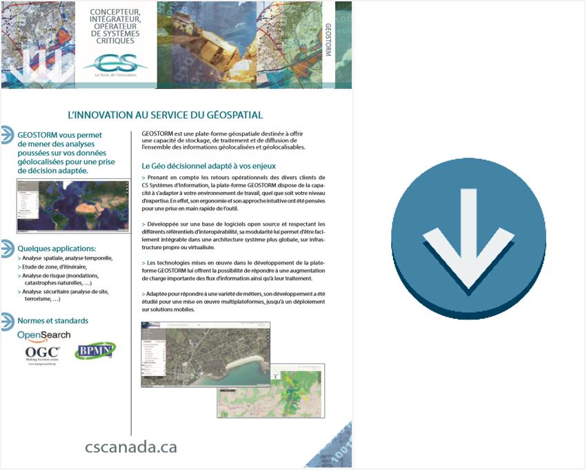 Brochure Geostorm