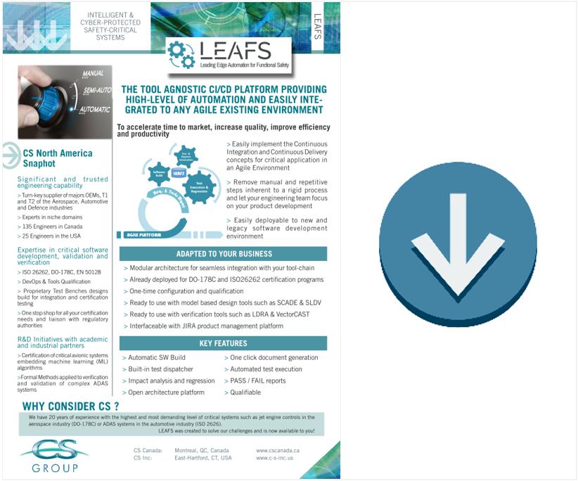 Brochure LEAFS