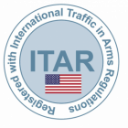 international traffic in arms regulation logo